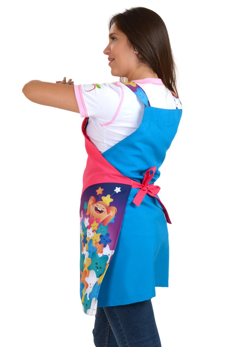 uniformes para educadoras y maestras moda claus 1