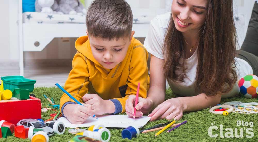 La importancia de la familia en la educación de los niños.