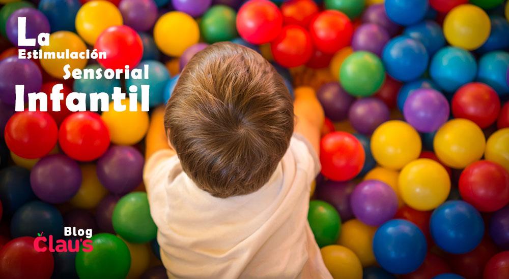 la estimulacion sensorial aplicada en niños
