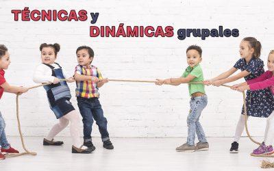 Técnicas y dinámicas grupales para niños de preescolar y primaria