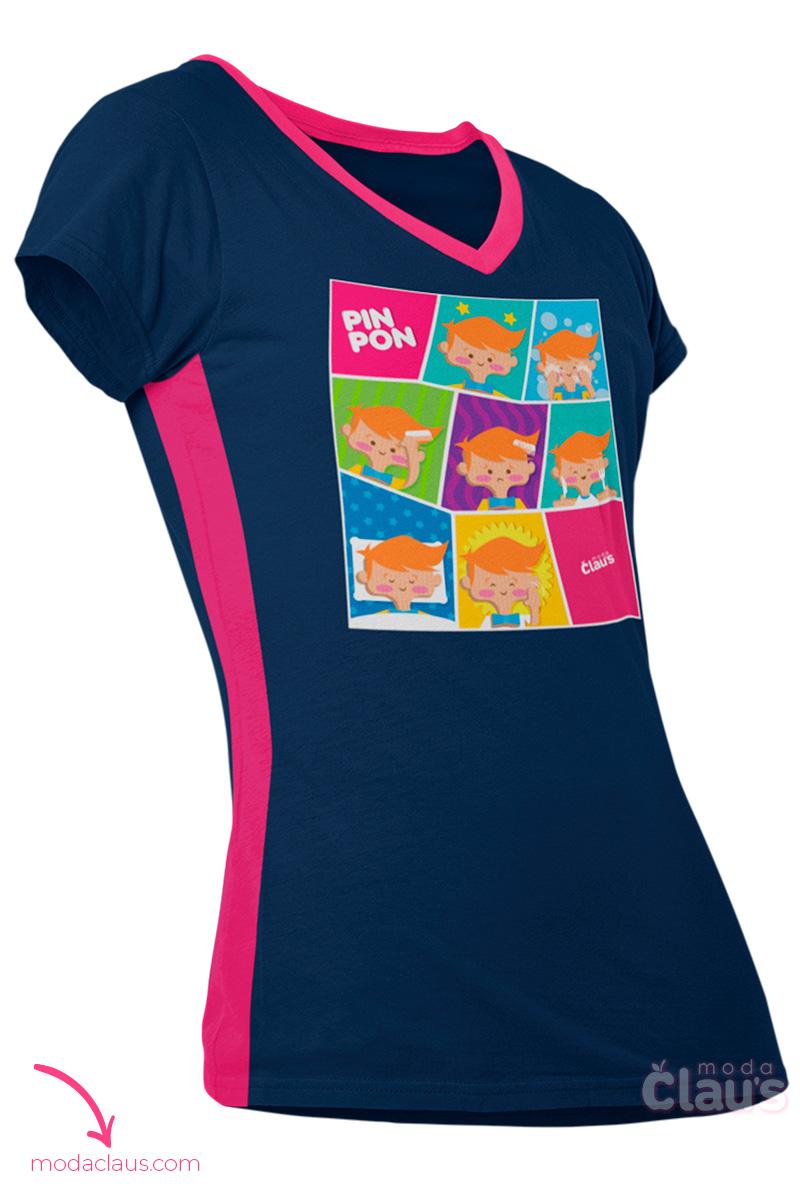 diseños de playeras para educadoras PINPON-FRENTE