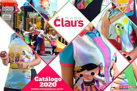 Catálogo Moda Claus 2020