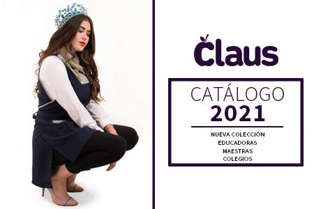 Nuevo Catálogo Moda Claus 2021